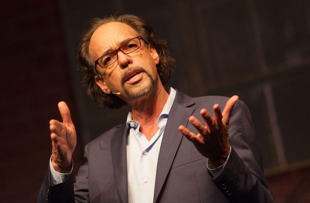 Kabarettist Christoph Sonntag sieht sich mit Vorwürfen konfrontiert. Foto: picture alliance / dpa
