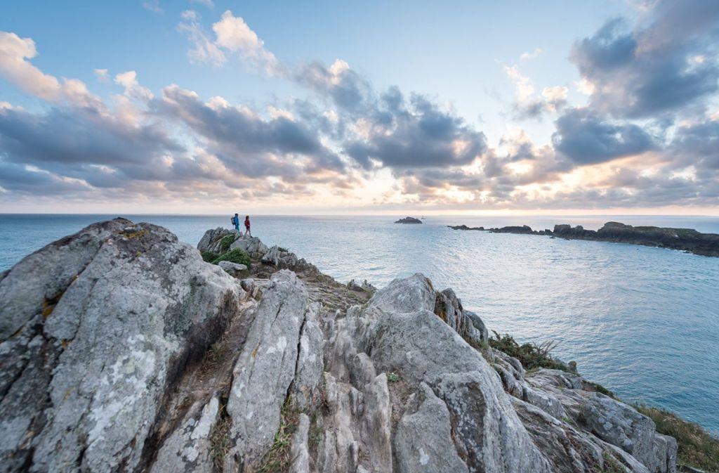 Pointe du Grouin in Cancale  Foto: Emmanuel Berthier