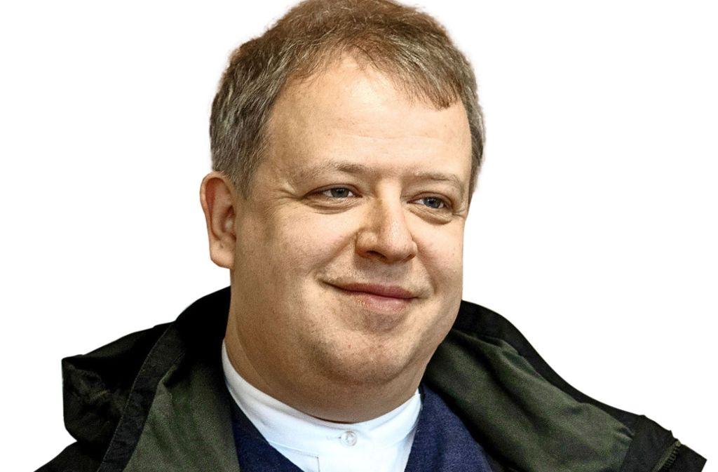 Karsten Gundermann Foto: Holger Schneider