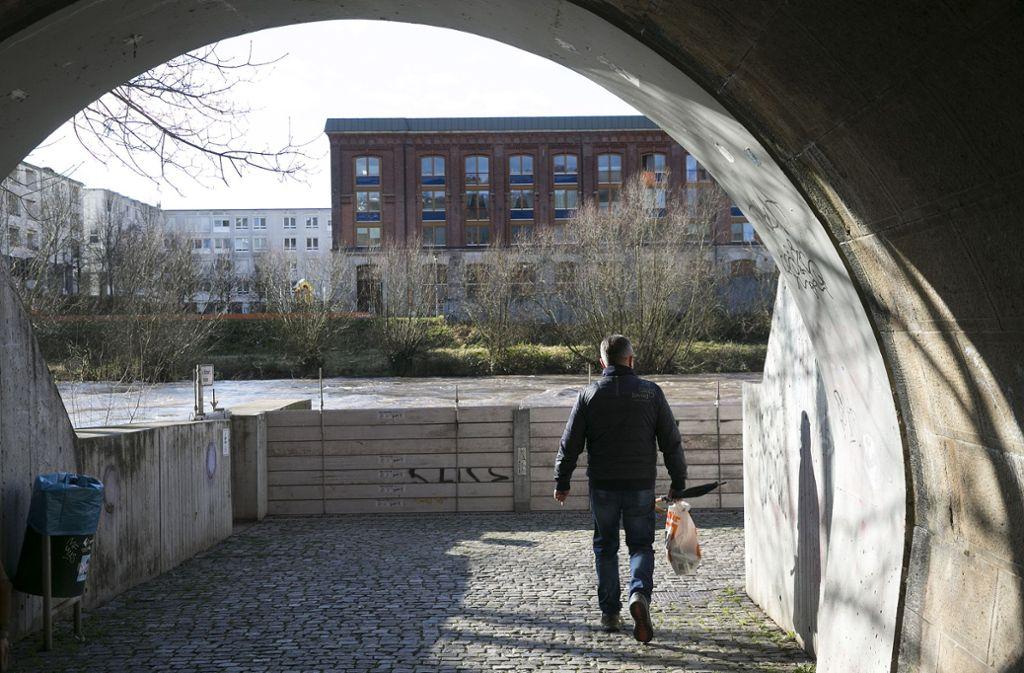 Der Bruckenwasen ist Plochingens jüngster  Stadtteil, auch er soll einen Jugendtreff erhalten. Foto: Horst Rudel