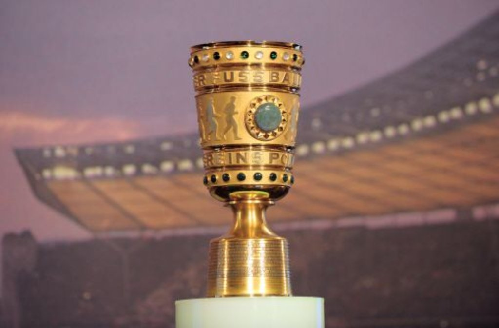 Die erste Runde des DFB-Pokals wird am Mittwoch in Reutlingen ausgelost.  Foto: dpa
