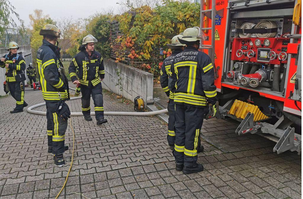 Eine Person kam vorsorglich in ein Krankenhaus. Foto: 7aktuell.de/Frank Herlinger