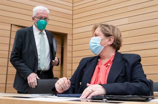 Rückstand der CDU auf die Grünen wird größer