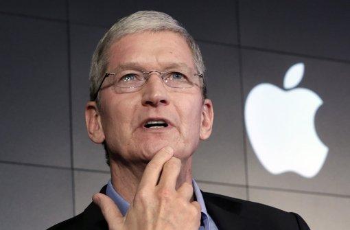 Apples Verwandlung