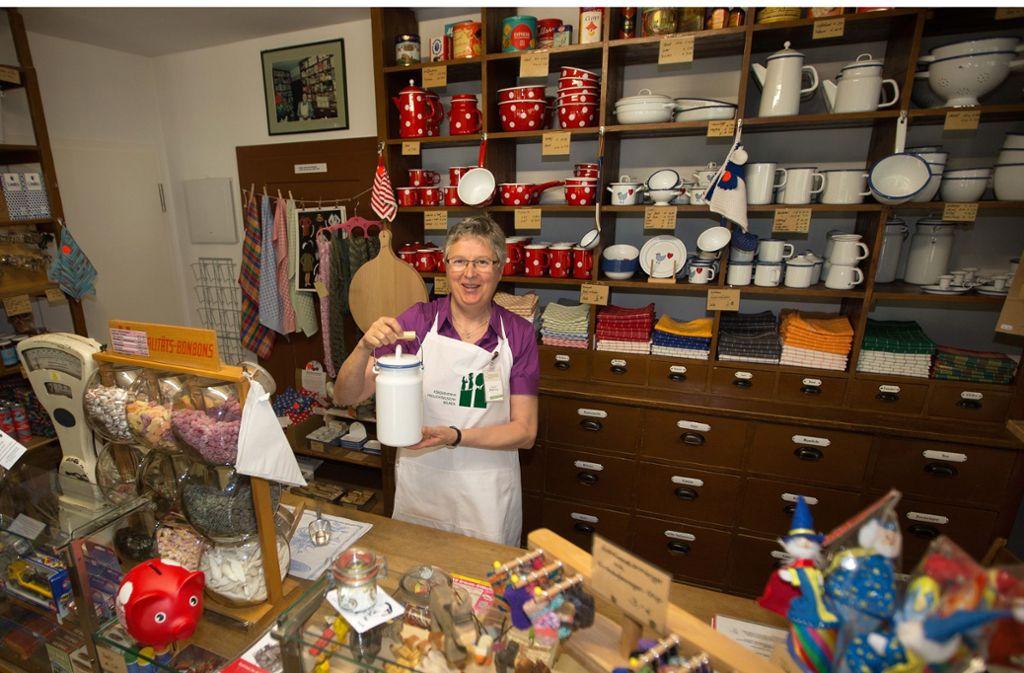 Der Erlös aus dem Tante-Helene-Laden kommt dem Freilichtmuseum zugute. Hier gibt es Einblicke in das ländliche Leben  zu früheren Zeiten. Foto: Ines Rudel