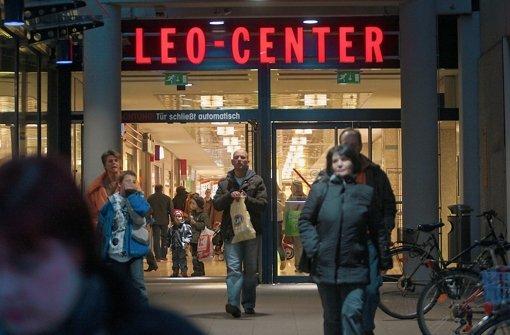 Shopping-Night und Theater  im Leo-Center