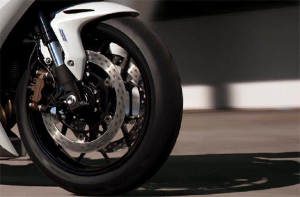 Fünf Motorräder im Wert von 23.000 Euro haben Diebe in der Nacht zum Mittwoch von einem Ausstellungsgelände in Deizisau gestohlen. Foto: dpa/Symbolbild