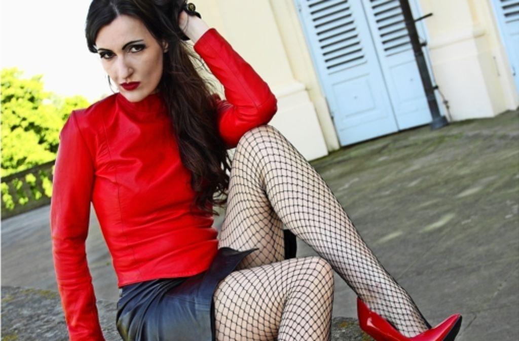 """""""Ich bin ein Spätzünder"""", sagt die Domina über ihren Job. Weitere Bilder aus dem Studio gibt es in unserer Fotostrecke. Foto: MH Skoele Photography"""