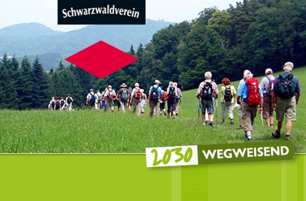 """""""2030 Wegweisend"""" – unter diesem Motto will sich der Schwarzwaldverein fit für die Zukunft machen. Foto: StZ"""