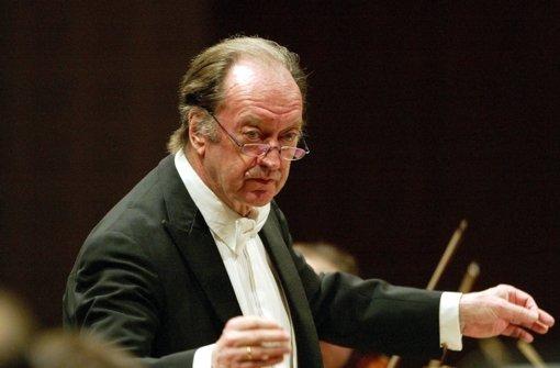 """""""Musik muss die Seele aufreißen"""", war Nikolaus Harnoncourts Überzeugung. Foto: AP"""