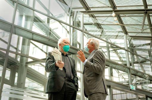 Grüne und CDU bekunden Einigungswillen