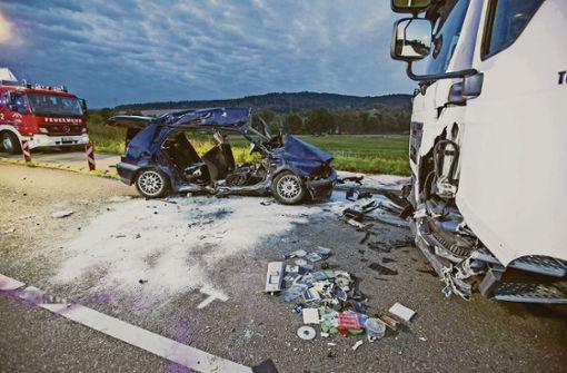 Junge Unfallverursacher sind oft zu schnell