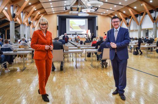 Die CDU setzt wieder auf Kaufmann und auf Maag