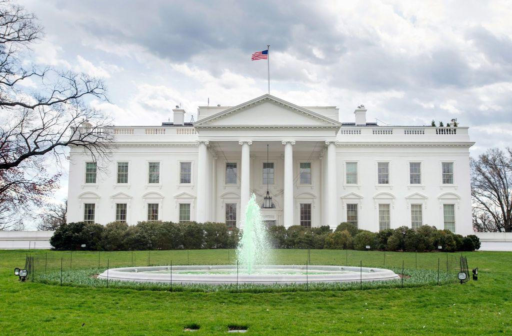 Wer zieht ins Weiße Haus ein – Hillary Clinton oder Donald Trump? Foto: dpa