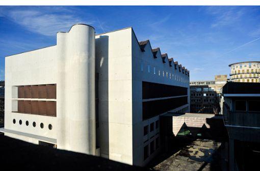 Neubau erhält Architekturpreis Beton
