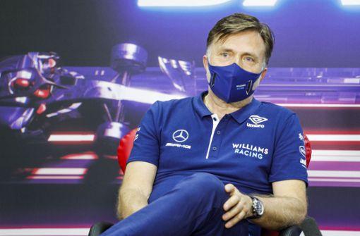 Ein Deutscher soll Williams aufpeppen
