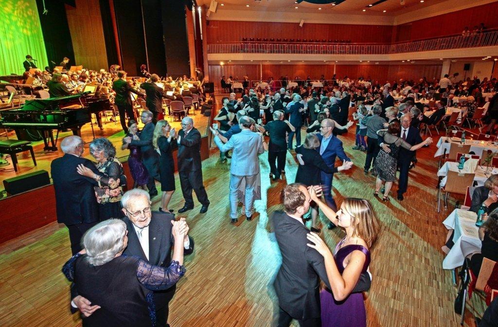 Musik und Tanzen – das gehört einfach zusammen. Foto: factum/Granville