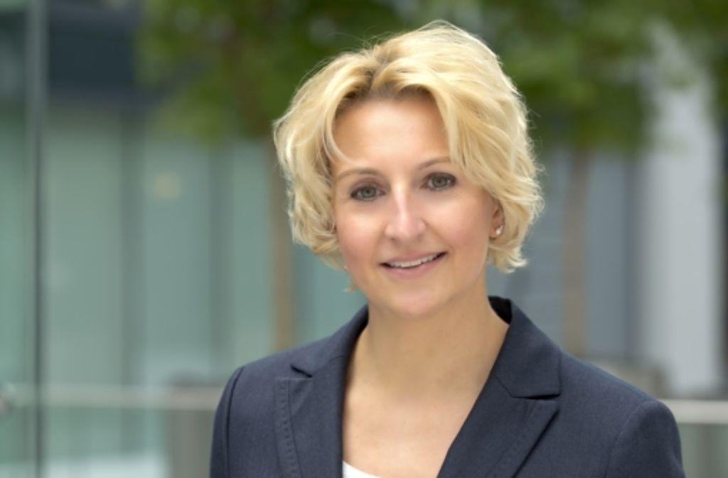 Bettina Fuchs wird neue City-Managerin in Stuttgart. Sie tritt die  Nachfolge von Hans H. Pfeifer an. Foto: Martin Joppen