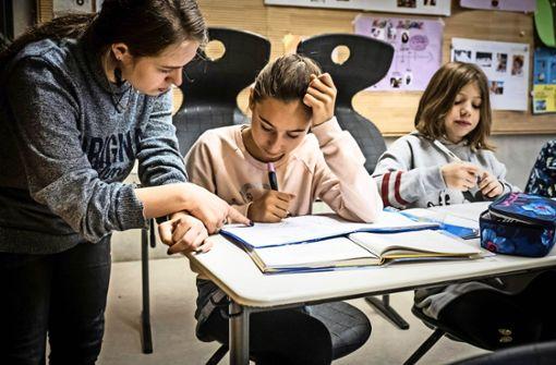 Warum Schüler für Mathe früher aufstehen