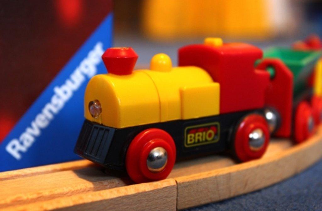 Aus vielen deutschen Kinderzimmern sind die kleinen Bahnen von Brio nicht wegzudenken. Nun wird auch das Unternehmen deutsch. Foto: dpa