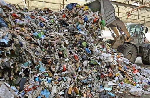 In Baden-Baden produziert jeder Einwohner insgesamt 510  Kilogramm Müll pro Jahr. Foto: dpa