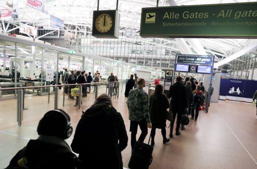 Passagiere im Südwesten müssen mit Ausfällen rechnen