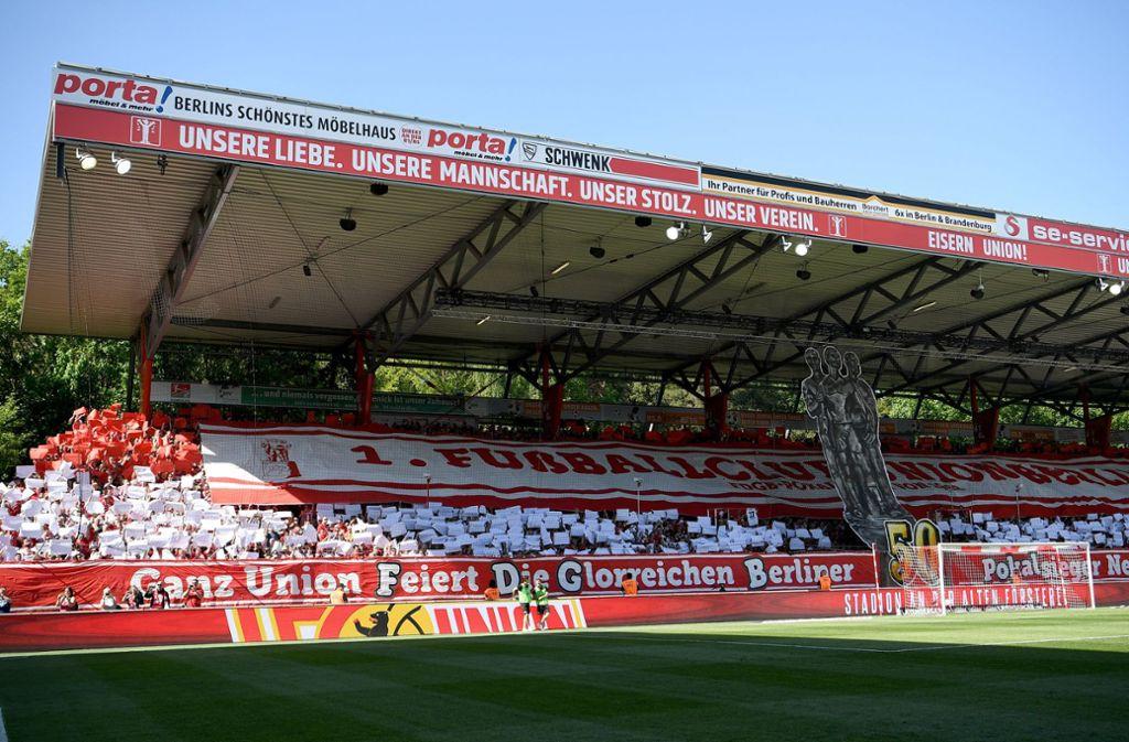 Die Mercedes Benz Arena Landete In Der Peta Tabelle Auf Den Hinteren Platzen Stuttgarter Zeitung