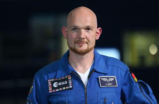 Souvenir für Astronaut Gerst wird zu Raumstation gebracht