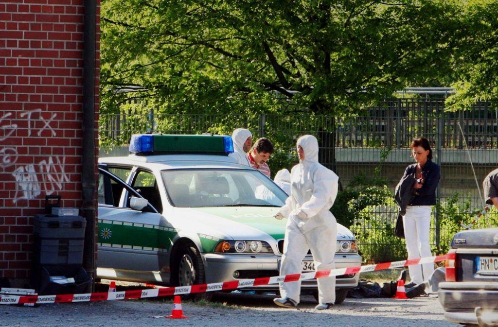 Ermittlungen nach dem Polizistenmord in Heilbronn: Der NSU-Ausschuss kam in dieser Angelegenheit bei seiner Sitzung nicht weiter. Foto: dpa