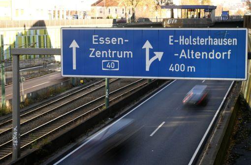 Erstes Diesel-Fahrverbot auf einer Autobahn kommt