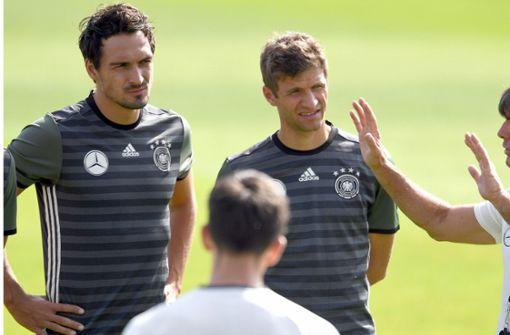 Müller und Hummels auf U21-Liste –  Entscheidung im Juni