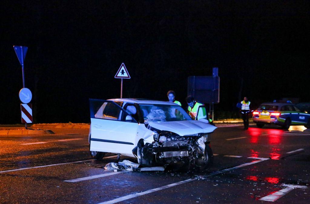 Der Unfall ereignete sich in Bad Überkingen. Foto: 7aktuell.de/Christina Zambito