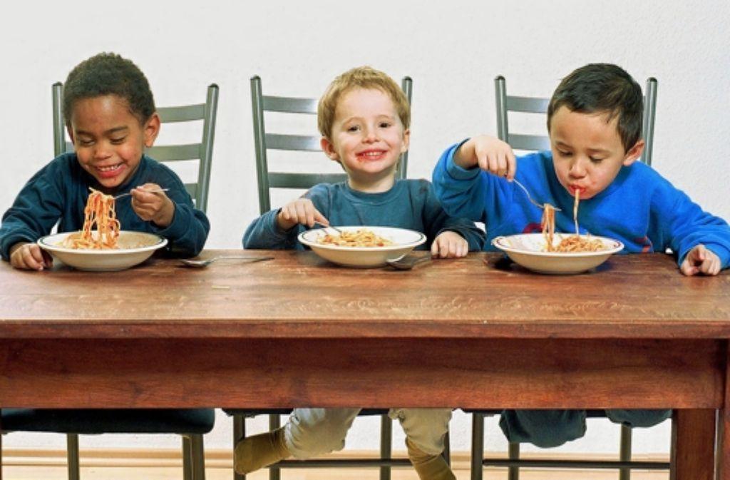 In vielen Kindergärten ist die Integration kein Thema mehr. Foto: dpa