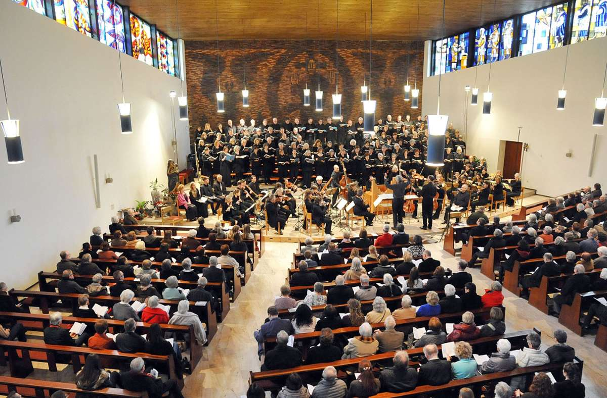 Ein ausverkauftes Konzert in St. Maria – vor Corona. Foto: Archiv/Ruchay-Chiodi