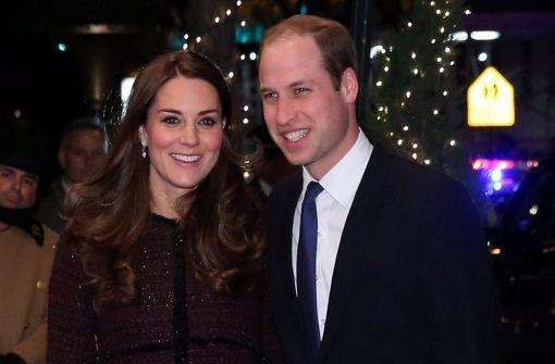 Royal-Glamour am Big Apple
