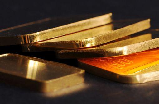 Goldpreis steigt erstmals über 2000 US-Dollar