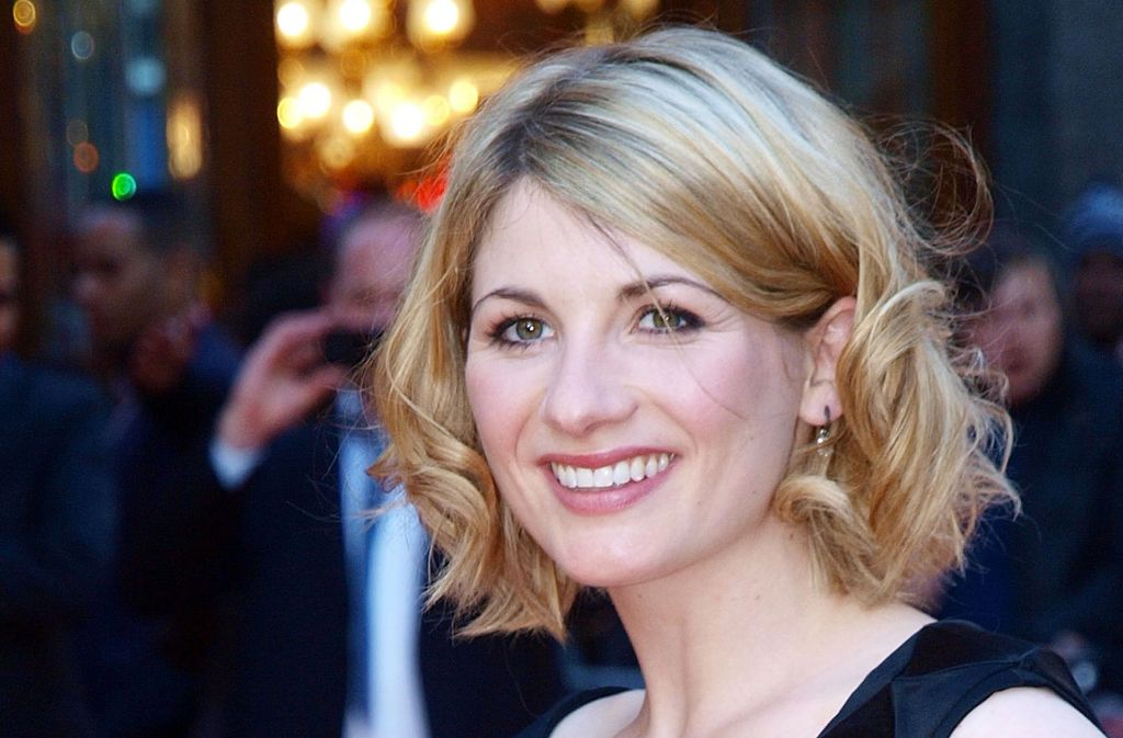 Jodie Whittaker wird die 13. Doctor Who. Foto: AFP