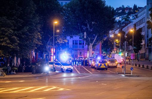 Schlägerei am Wilhelmsplatz sorgt für Polizeieinsatz