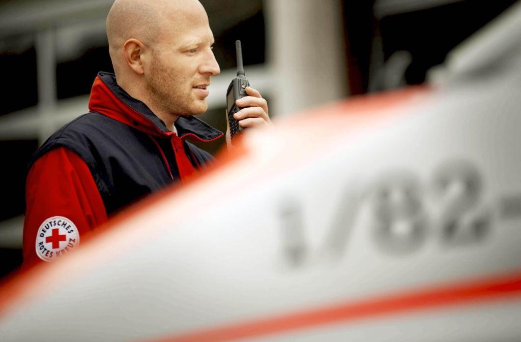 Über Versuche mit dem Digitalfunk sind die Rettungskräfte im Land bisher nicht hinausgekommen. Foto: Gottfried Stoppel, StZ