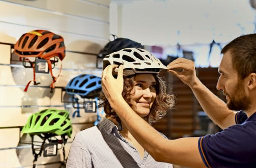 Die Qual der Wahl beim Fahrradhelm