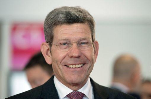 Bernhard Mattes ist ein Experiment für den VdA