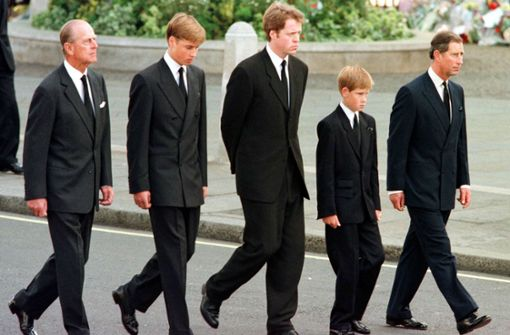 Versöhnung zwischen Harry und William?