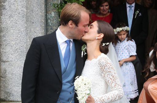 Konstantin Prinz von Bayern hat geheiratet