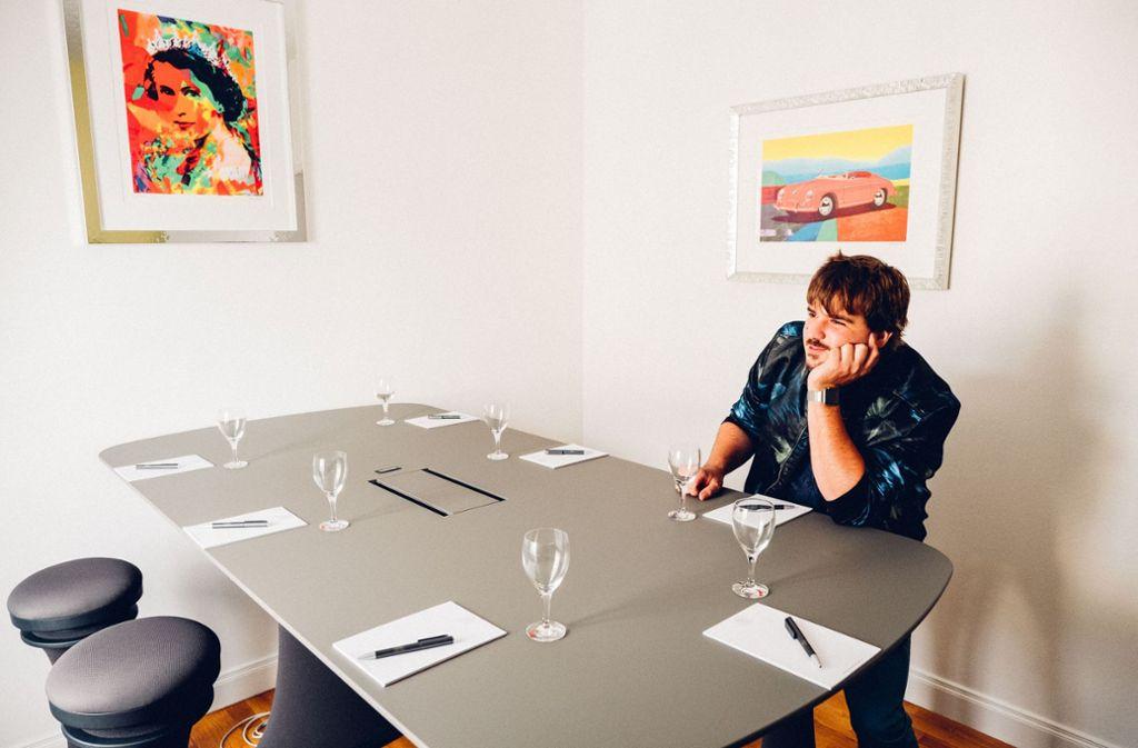 Stefan Kraft will Leute zusammenbringen, bevorzugt mit dem Schwerpunkt Popmusik. Foto: privat