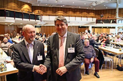 GWF investiert Rekordsummer in Sanierung