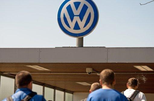 Streit um Kurzarbeitergeld für VW-Arbeiter