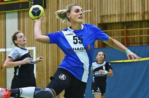 Die Kickers-Handball-Familie