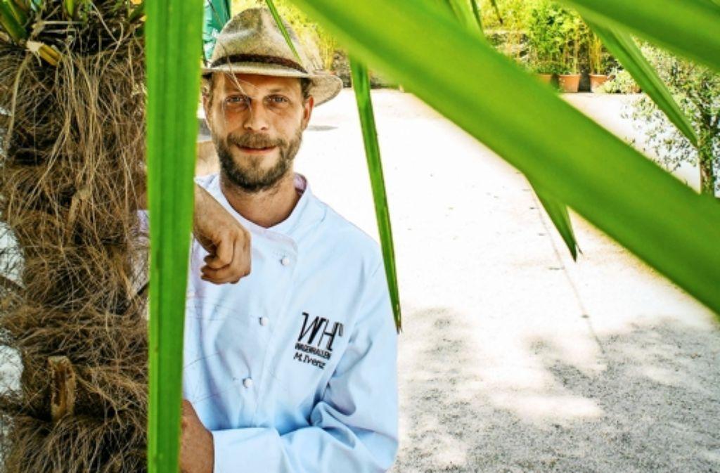 Ein Leben unter Palmen? Nicht ganz: Martin Ivenz arbeitet viel, aber ist sein eigener Chef. Foto: