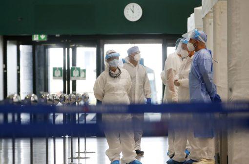 Mehr als 1000 neue Corona-Fälle in 24 Stunden in Italien