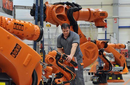 Roboterbauer Kuka streicht am Unternehmenssitz 350 Stellen
